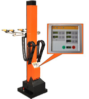 Automatic Reciprocator for powder coating Colo-2000D
