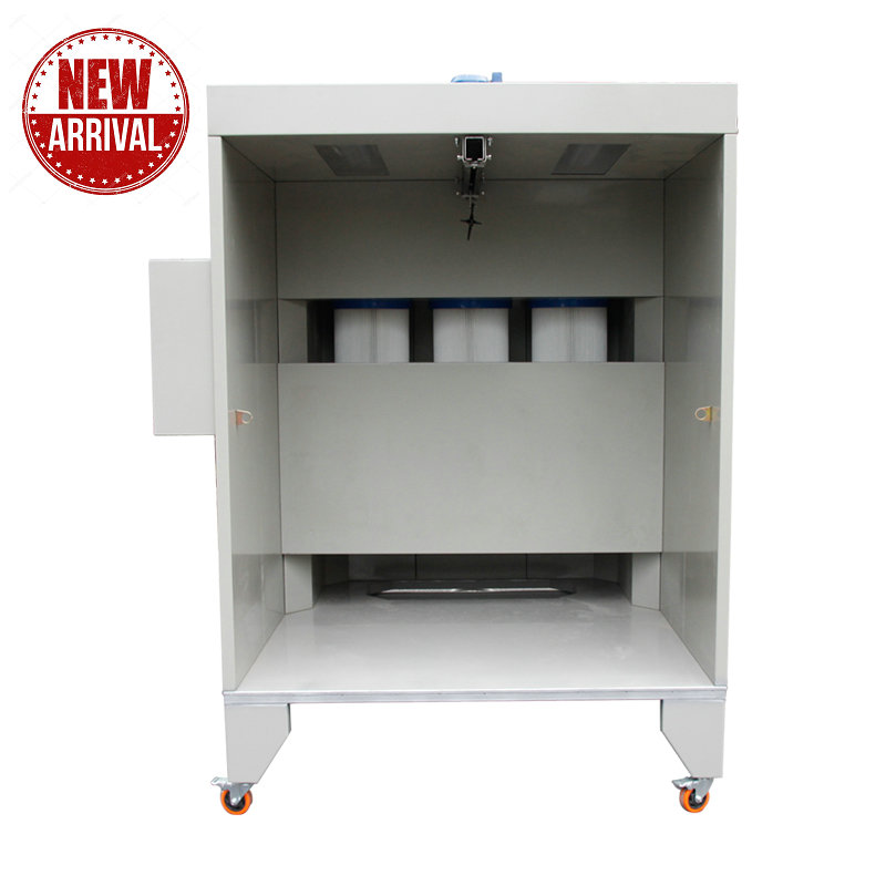 Electrostatic Powder coating Room COLO-S-1517