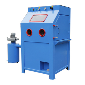 Wet Sandblasting Machine