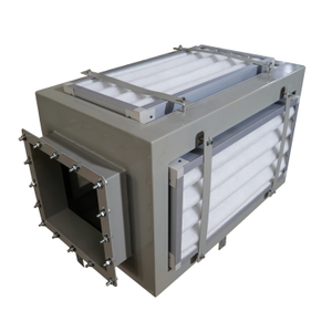 Powder spray Booth Air Fan Filters
