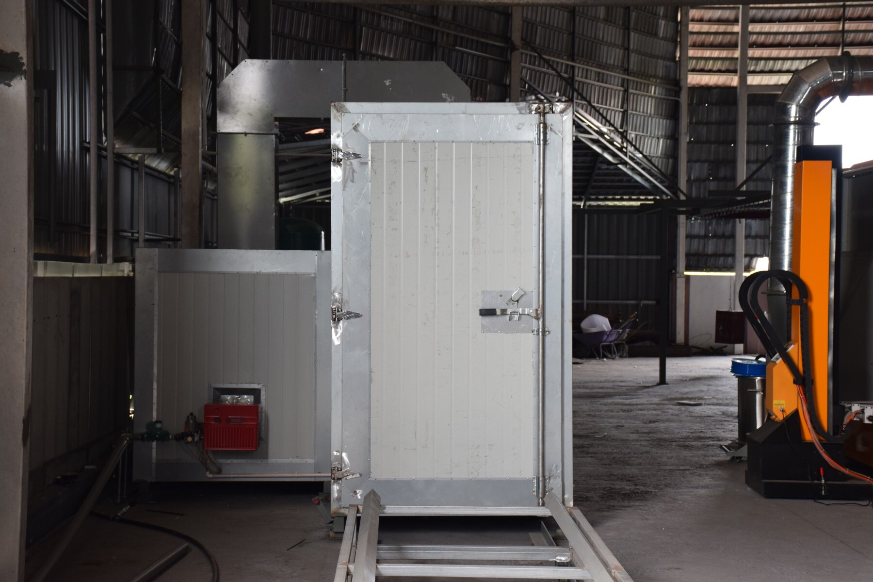 powder coating plant in Malaysia 22